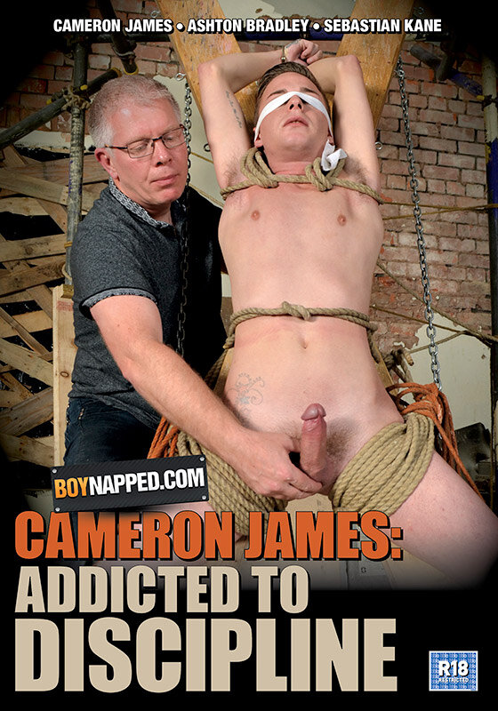 Cameron James: Addicted to Discipline