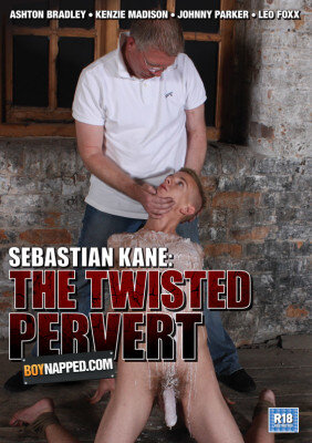 The Twisted Pervert cover